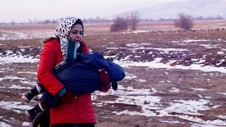 Шестима мигранти измръзнаха до смърт на гръцко-турската граница