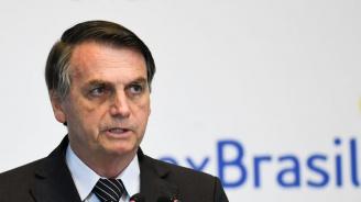 Президентът на Бразилия за Грета Тунберг: Хлапачка!