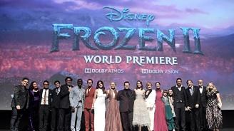 """""""Замръзналото кралство 2"""" с над 1,5 млн лева приходи у нас"""