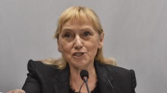 Йончева: Корупцията не само убива, но и подрива устоите на демокрацията