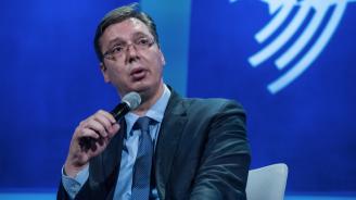 Вучич: Сърбия и Гърция трябва взаимно да си пазят гърба