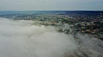 Дори и днес въздухът в София е мръсен