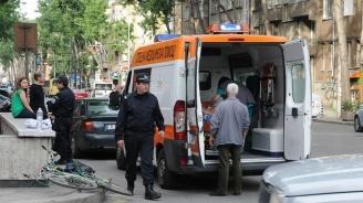 Велосипедист пострада при катастрофа в Русе