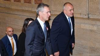 МС потвърди, Борисов се среща утре със Столтенберг