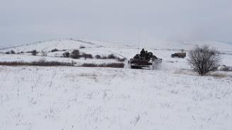 Успешни са изпитанията на модернизирана бойна машина БМП-2М на пехотата