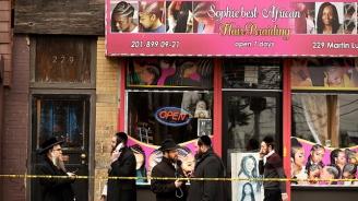 Еврейски супермаркет е бил целта на двамата нападатели от стрелбата в Ню Джърси