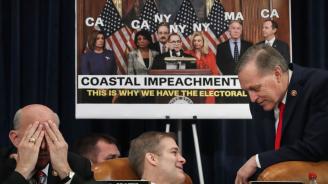 В Камарата на представителите на САЩ започнаха дебатите по двата пункта за импийчмънт на Тръмп