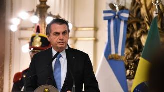 Бразилският президент: Може би имам рак на кожата