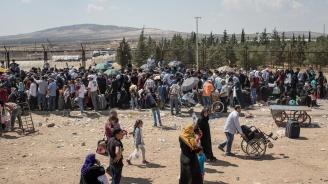 Над 100 хил. мигранти са заловени край границите на Турция с България тази година
