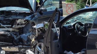 Катастрофа с четирима ранени на пътя Русе – Велико Търново