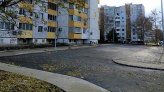 """Паркинг с 50 места бе изграден в жилищен комплекс """"Братя Миладинови"""" в Бургас"""