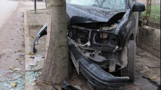Катастрофа в Русе: Един е ранен