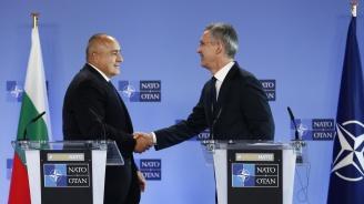 Борисов: Нашата България се намира на много уязвимо място. НАТО е единственият гарант за сигурност