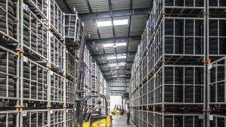 Индустриалното производство в ЕС намалява