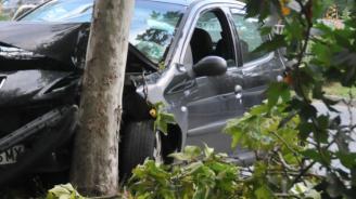 57-годишен мъж загина при катастрофа в района на Гробищен парк