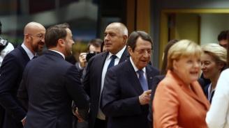 Бойко Борисов участва в заседанието на Европейския съвет в Брюксел