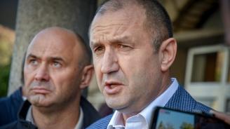 Румен Радев: Като командир никога не съм губил хора и техника