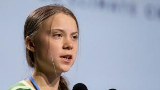 Грета Тунберг към британците: Гласувайте за децата си, гласувайте за човечеството