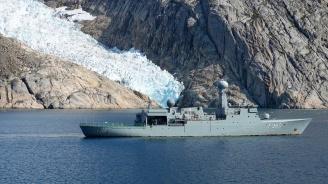 Дания изпраща фрегата в европейската мисия в Персийския залив