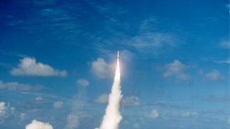 САЩ извършиха опит с балистична ракета край бреговете на Калифорния