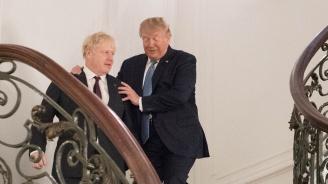 Доналд Тръмп: Велика победа за Борис Джонсън