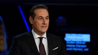 Изключиха Щрахе от Австрийската партия на свободата