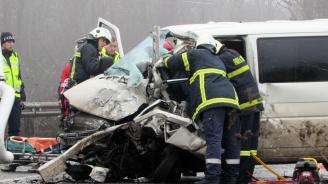Над 500 загинали и над 7000 ранени на пътя за 10 месеца