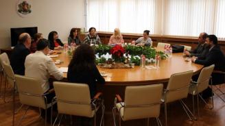 В Министерството на енергетиката бе обсъден напредъкът по реализацията на интерконектора Гърция - България