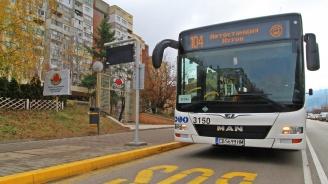 """Автобусните спирки в """"Младост"""" - пълни с паркирани автомобили"""