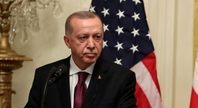 Реджеп Ердоган: Може да приемем решение за индиански геноцид, извършен в САЩ