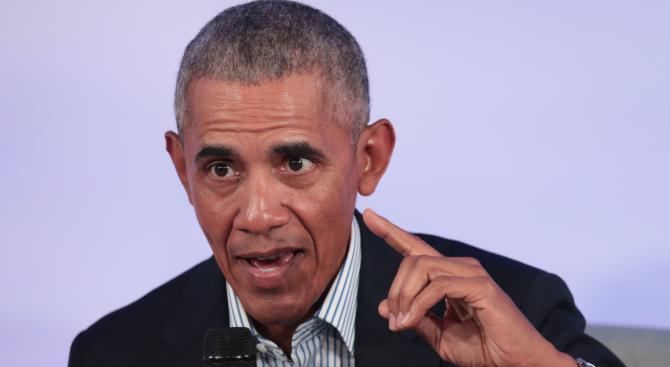 Барак Обама: Жените безспорно са по-добри от мъжете
