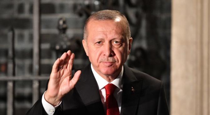 Ердоган замина за Женева, където ще се състои Глобален форум за бежанците