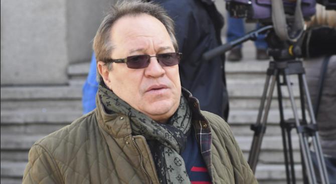 """Георги МАМАЛЕВ пред """"Новини.бг"""": НЛО каца над НДК в петък вечерта"""