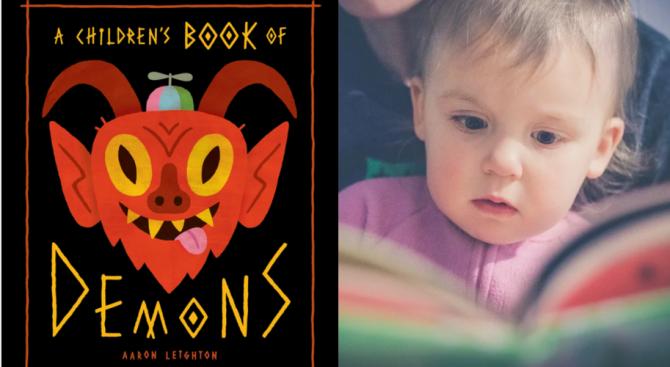 Екзорсисти предупредиха за книжка, учеща децата да призовават демони