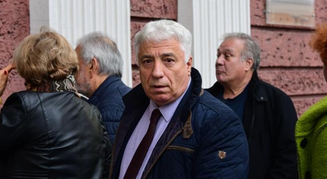 Валерий Тодоров отпадна от надпреварата за шеф на БНР