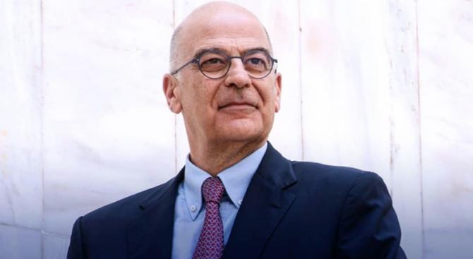 Гръцкият външен министър Дендиас е на необявено посещение в Либия
