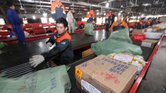 По-висок от очаквания ръст на промишлено производство и на продажбите на дребно в Китай