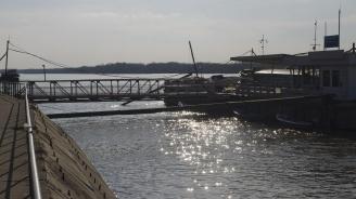 С 14 см се е понижило нивото на Дунав при Свищов за изминалото денонощие