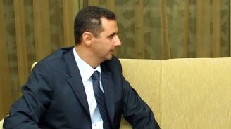 Башар Асад: САЩ крадат наш нефт. Продават го на Турция