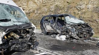 Меле на пътя Пазарджик-Пловдив: Две млади жени загинаха