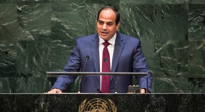 Египетският президент призова Тръмп да прекрати незаконната намеса в Либия