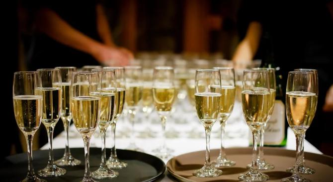 Шампанското - коварно питие
