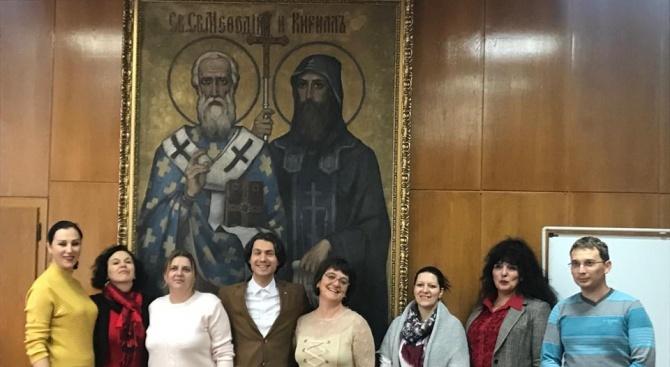 Маестро Камджалов ще подари уникална партитура с цифри на музея на УНИБИТ