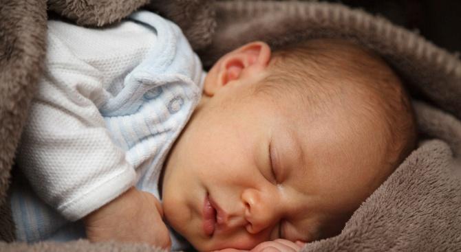 Момче е първото бебе за новата 2020 година във Велико Търново