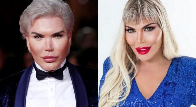 Мъжът, който се преобрази в куклата Кен, вече e Барби