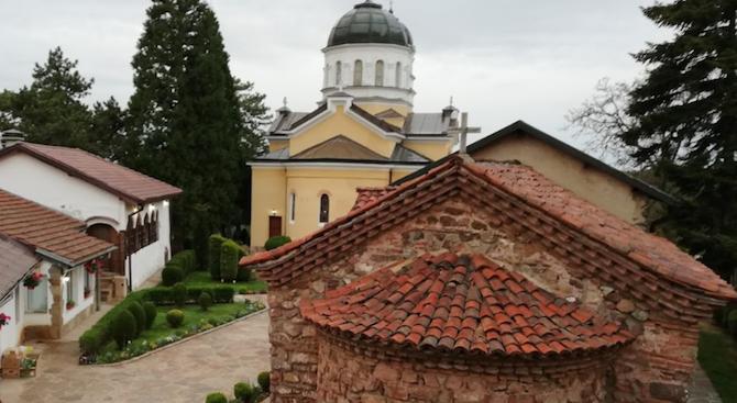 """БАН представя Кремиковският манастир """"Св. Великомъченик Георги Победоносец"""" - известен, но и непознат"""