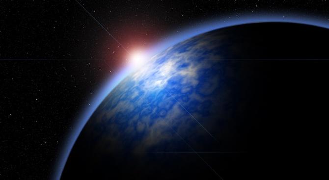 НАСА откри планета, подобна на Земята, на която може да има условия за живот