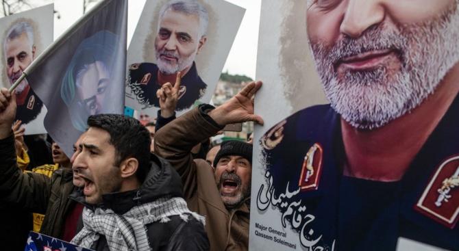 От война до дипломация: Иран претегля вариантите за отговор на убийството на Солеймани