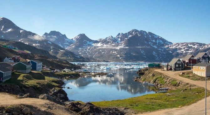 Топящите се ледове на Гренландия заплашват с наводнения 6 млн. души