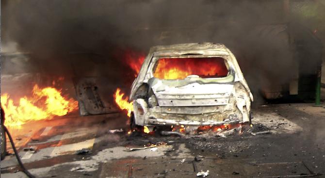11 ранени при бомбен атентат в Сомалия